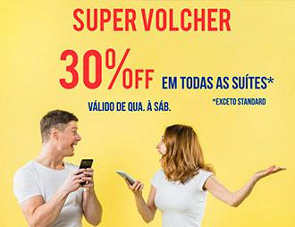 Super Volcher 30% Off